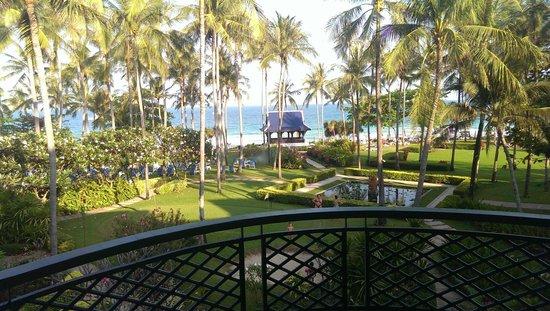 Centara Grand Beach Resort Samui: balcony view