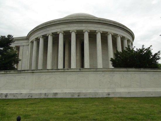 Jefferson Memorial: Memorial Thomas Jefferson