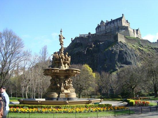 Edinburgh Castle: Castelo de Edimburgo