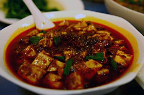 Chen Mapo tofu (Luomashi): 3