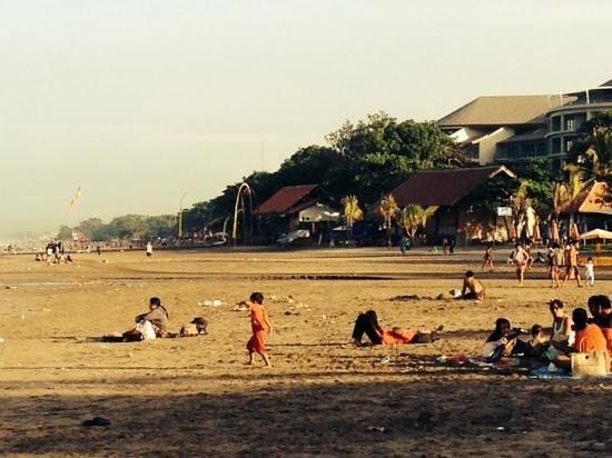 FuramaXclusive Ocean Beach: beach !