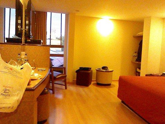 Hotel Panorama : room