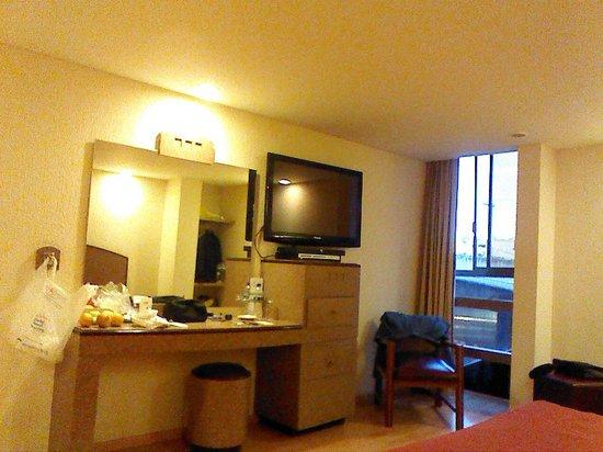 Hotel Panorama: room
