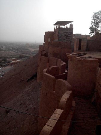 Desert Haveli Guest House : Vista dalla camera