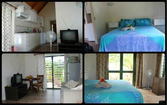 Dorothy's Muri Beach Bungalows: Dorothys Bungalows- room 3