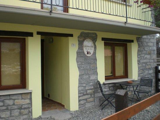 Albergo Diffuso Casa Delle Favole : Ingresso di uno degli alloggi