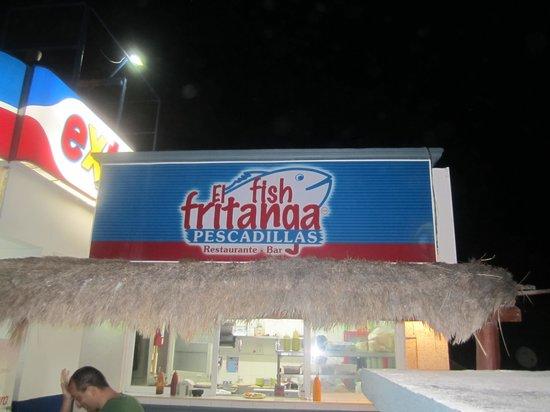 El Fish Fritanga: A MUST VISIT!