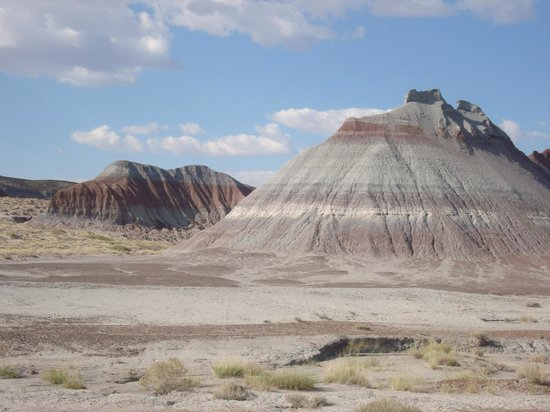 Painted Desert : Chinde Mesas