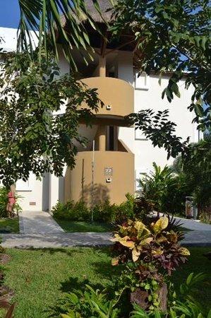 Sandos Caracol Eco Resort : complejo