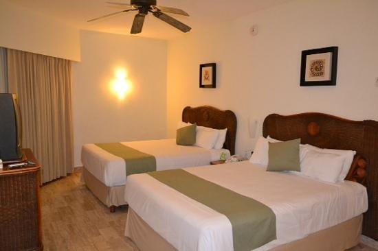 Sandos Caracol Eco Resort : habitacion