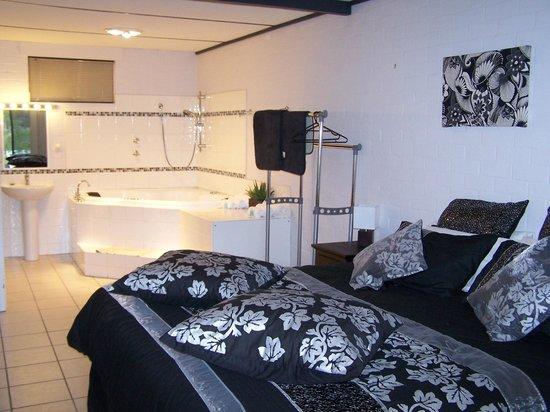Gloucester Motel & Restaurant : Deluxe Spa Room