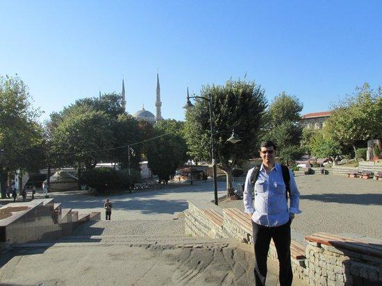 Historic Areas of Istanbul: Centro histórico