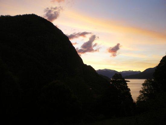 Cerro Abanico: a