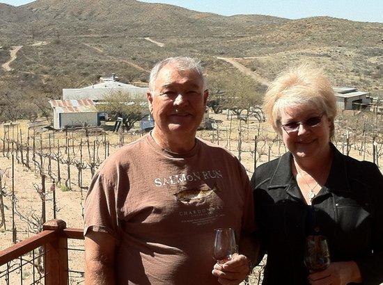 Charron Vineyards & Winery: 35th anniversary