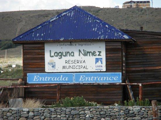 Laguna Nimez Reserve: Laguna Nimez