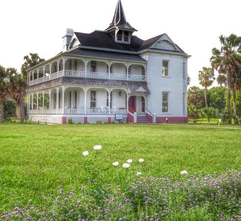 Sabal Palm Sanctuary: Rabb Plantation House