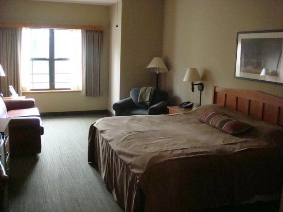 Wuksachi Lodge: Room 211_1
