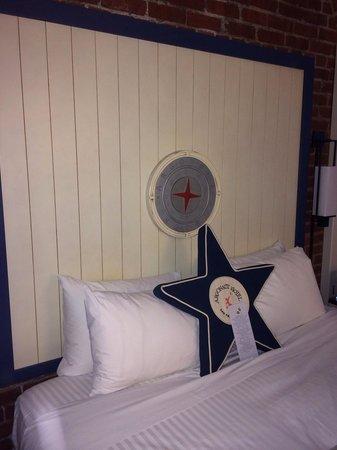 Argonaut Hotel, A Noble House Hotel: Love the decor