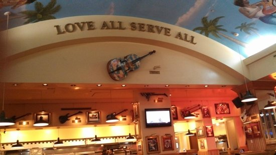 Hard Rock Cafe Guam: Hard Rock Guam