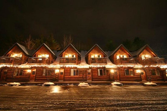 Nootka Lodge: Winter Wonderland