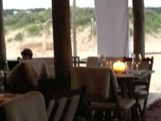 La Huella : Romantic atmosphere