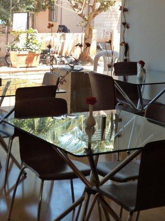 Treebo Spectrum Suites: dining area