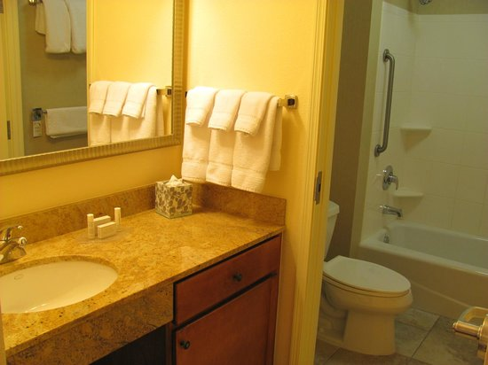 Residence Inn Denver City Center : Bathroom