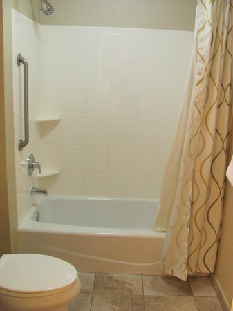 Residence Inn Denver City Center : Bath/shower