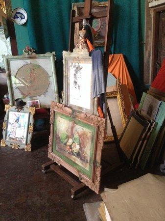 Don Antonio Blanco Museum: paintings
