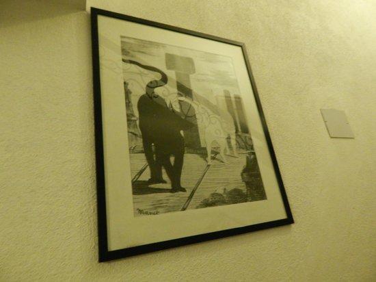 Renzo's Inn: coridor