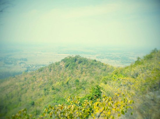 Bankura, Indien: Susunia hiil