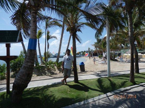 Royal Decameron Marazul: la playa privada del hotel