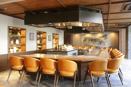 With the Style Fukuoka: Steak House Middium Rare