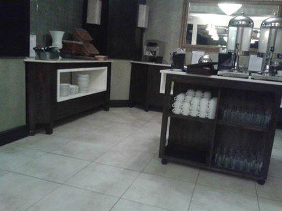 KC Hotel San Jose: Eñ orden del Restaurante