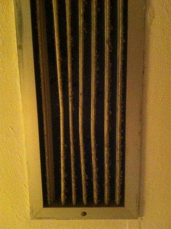 Joma: rejillas de aire acondicionado que no funciona