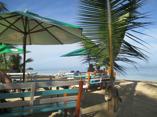 Hotel Residence Playa Colibri : Plage