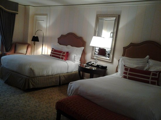 The Ritz-Carlton, St. Louis: Double Room