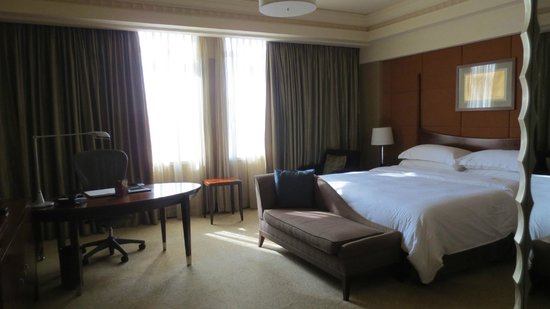 The Hongta Hotel, A Luxury Collection Hotel, Shanghai : 1キング・ベッドルーム