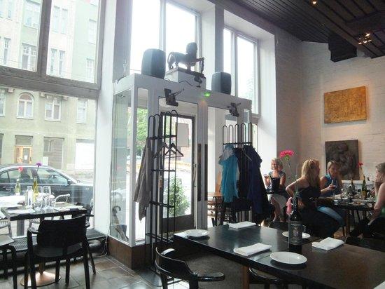 Atelje Finne : restaurant