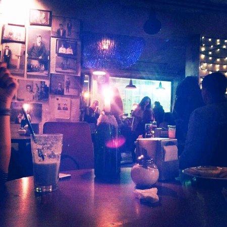 YZY Bar: Inside of the bar