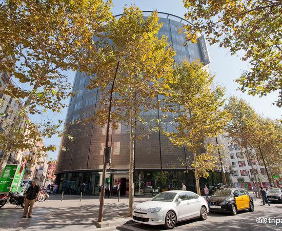 Barcelo raval hotel barcellona spagna prezzi e recensioni for Hotel barcellona 4 stelle