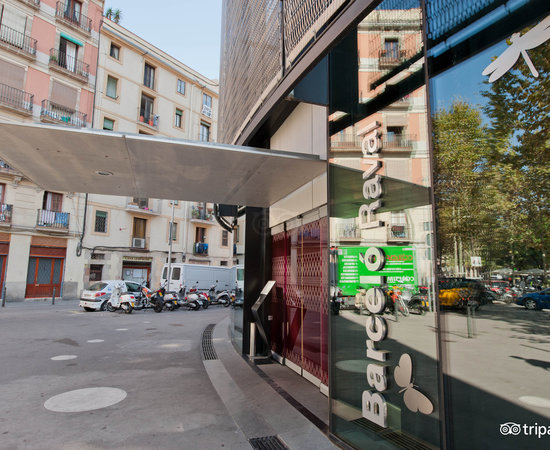 Photo of Hotel Barcelo Raval at Rambla Del Raval 17-21, Barcelona 08001, Spain