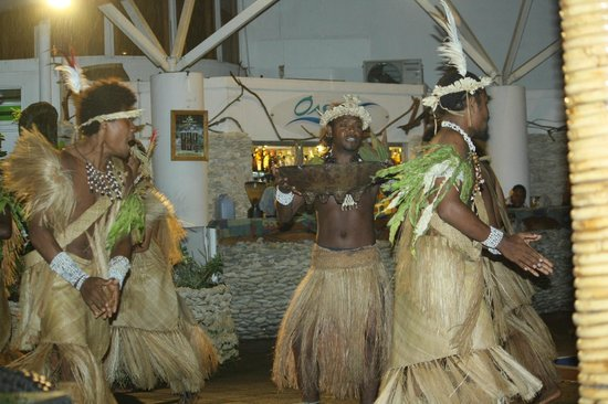 The Melanesian Port Vila : Présentation du Kava 2