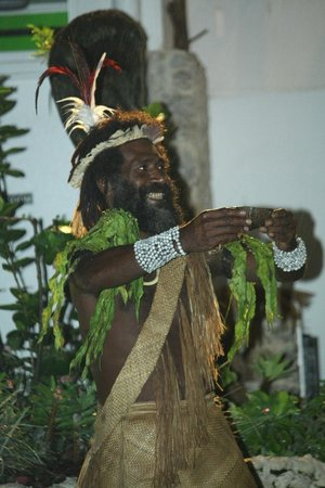 The Melanesian Port Vila : cérémonie du Kava 1