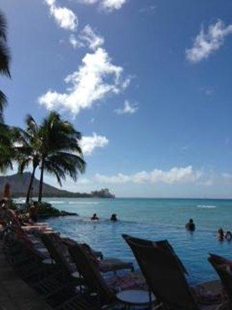Sheraton Waikiki: プール
