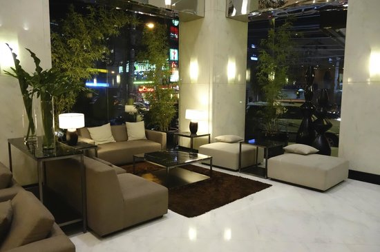City Garden Hotel Makati: Lobby