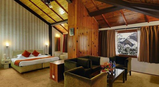 Honeymoon Inn Manali: Super Deluxe Room