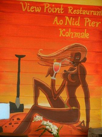 Kohmak Restaurant, Steakhouse & German Bakery: wonderful art