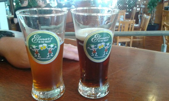 Out & About Wine Tours: Beer tasters