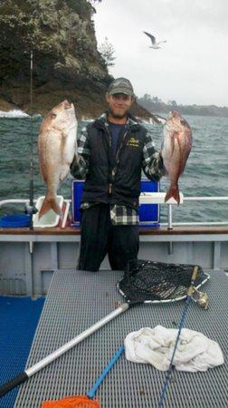 Spot-X Fishing Charters : Snapper